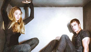 """""""Divergent"""" se despedirá en dos partes"""