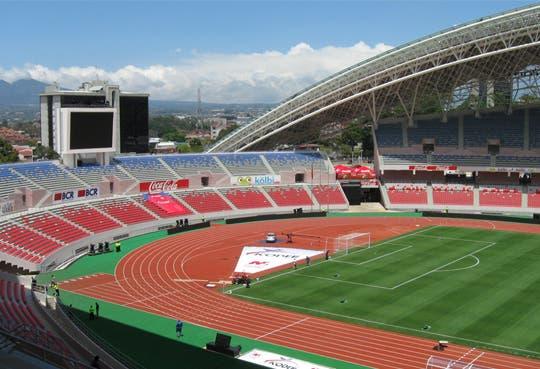 Traspaso de poderes se hará en Estadio Nacional