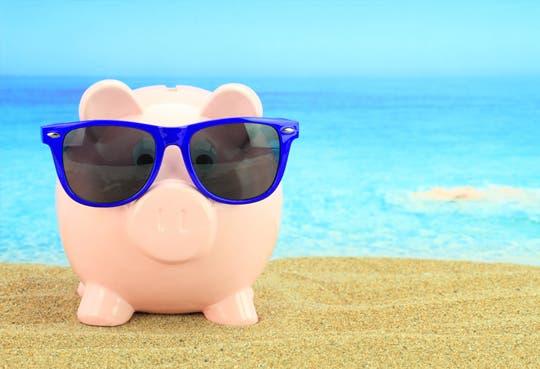 Cuide su presupuesto en vacaciones
