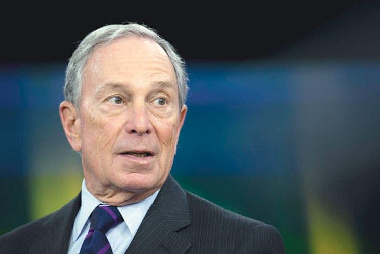 Bloomberg descarta ser candidato a la Presidencia de Estados Unidos