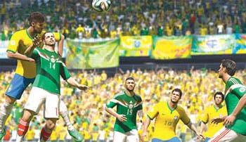 Debuta en Norteamérica el videojuego del Mundial