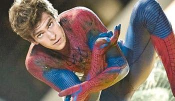 Garfield: Cuando interpreto a Spider-Man soy puro instinto