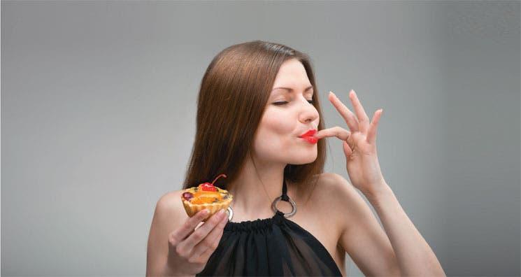 Haga las paces con la comida