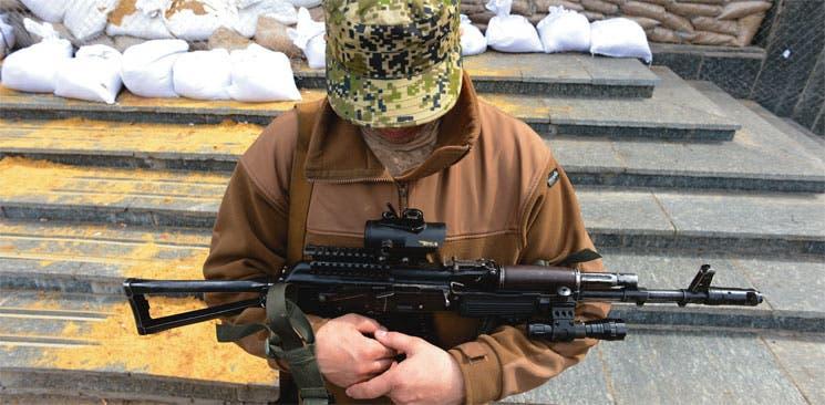 Irrespeto a tregua de Pascua en Ucrania