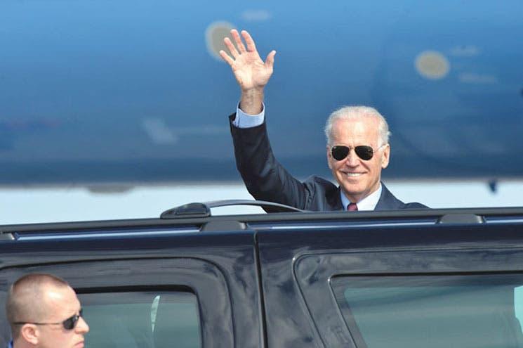 Biden llega a Ucrania en respaldo a Kiev