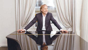 Boletos para Richard Clayderman a la venta