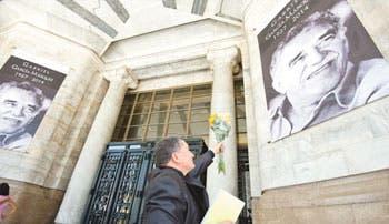 Gran homenaje a García Márquez