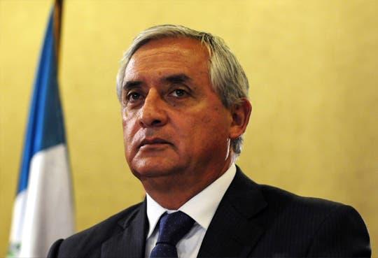 Presidente de Guatemala no estará en traspaso de Solís