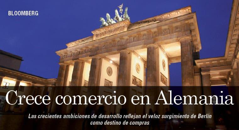 Berlín tendrá el mayor centro comercial de Alemania