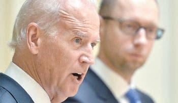 Biden amenaza a Rusia con aislamiento