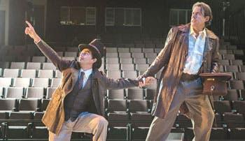 Aventura y humor contagiarán al Teatro Espressivo