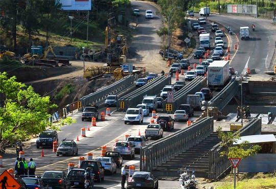 Viernes estará listo segundo puente en Circunvalación