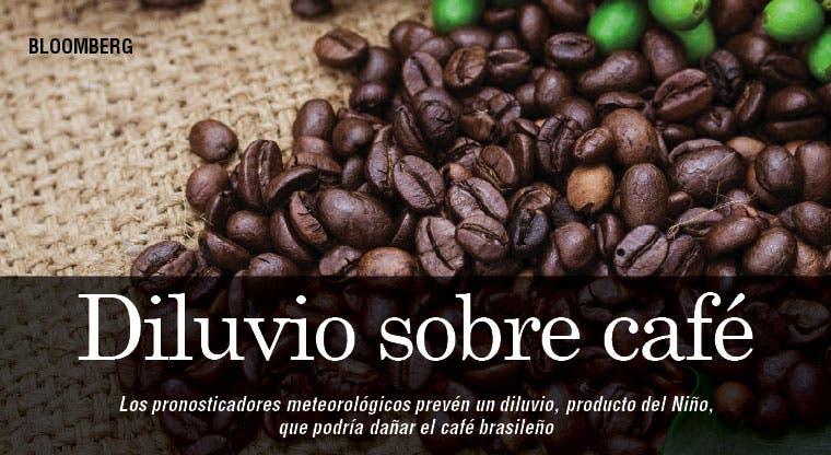 Plegarias podrían traer diluvio sobre café en Brasil