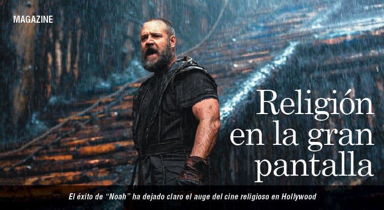 Hollywood se rinde al auge del cine religioso