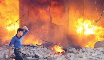 Siria tiene aún un 8% de su arsenal químico