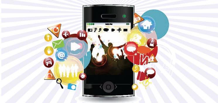 El móvil se apodera de la música