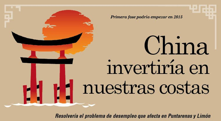 China invertiría en nuestras costas