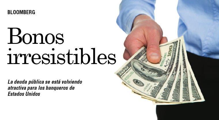 Bonos del Tesoro: irresistibles para banca estadounidense