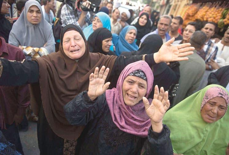 Condenan a muerte a 720 islamistas en Egipto