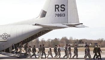 EE.UU. envía soldados y decenas de cazas frente a Rusia