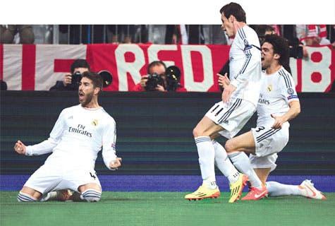 Un Madrid fulminante a Lisboa