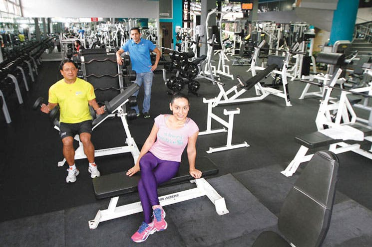 World Gym sopla 11 velitas