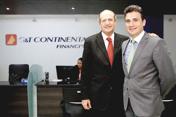 G&T Continental será banco en 2015
