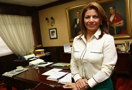 """Procuré administrar con responsabilidad"": Chinchilla"