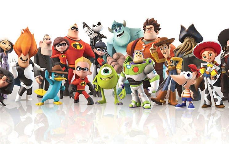"Superhéroes de Marvel aterrizan en ""Disney Infinity"""