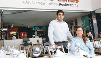 Gastronomía de India aterriza en Costa Rica