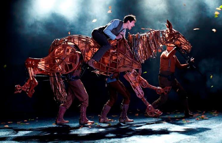 Disfrute el teatro londinense