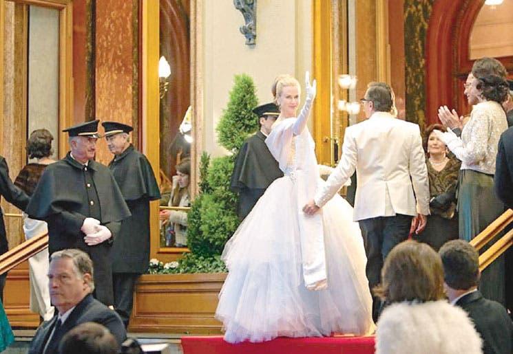 """Familia Grimaldi arremete contra """"Grace de Mónaco"""""""