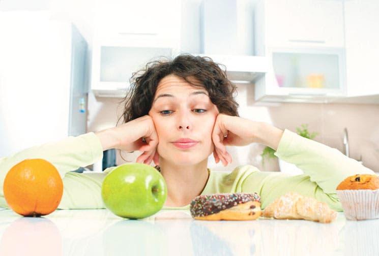 Atado a las dietas