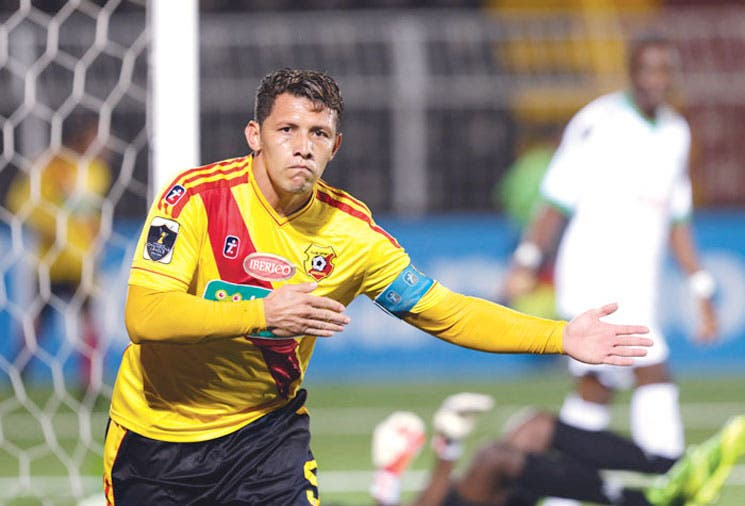 Huracán en el Herediano