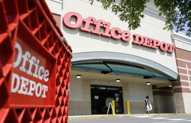 Office Depot cerrará 400 locales en EE.UU.