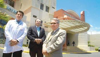 Hospital La Católica une servicios con el INS