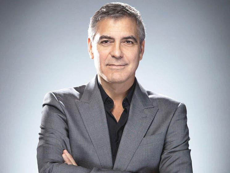 George Clooney enamora al Líbano