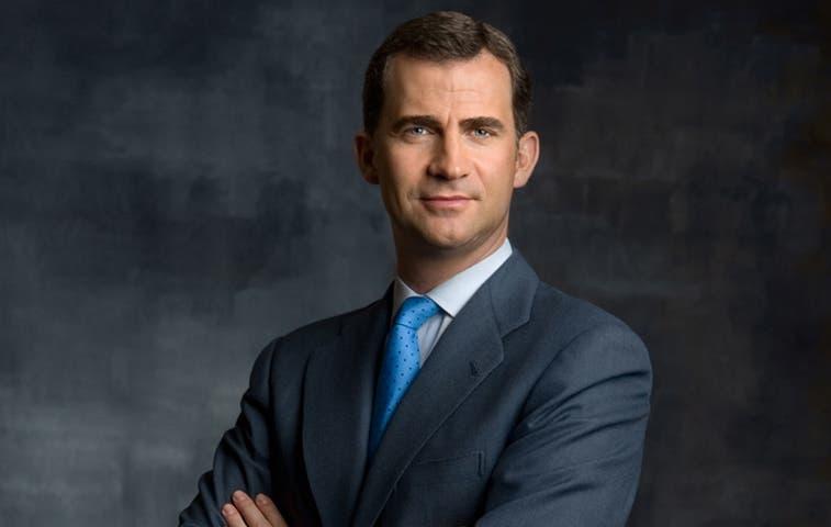 Príncipe de Asturias ya está en el país