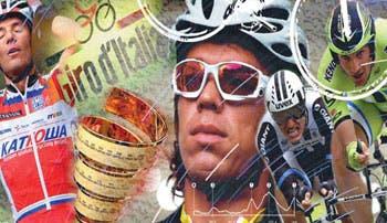 El duro camino del Giro
