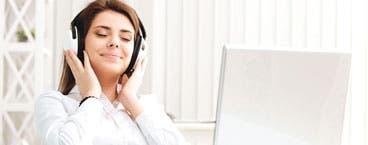 ¿Y si ponemos música en el trabajo?