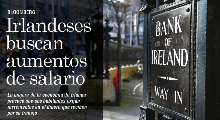 Irlandeses buscan compensación en tanto inversores ganan