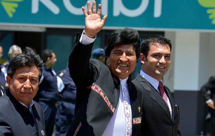 """""""Costa Rica está rogándonos por gas"""": Evo Morales"""
