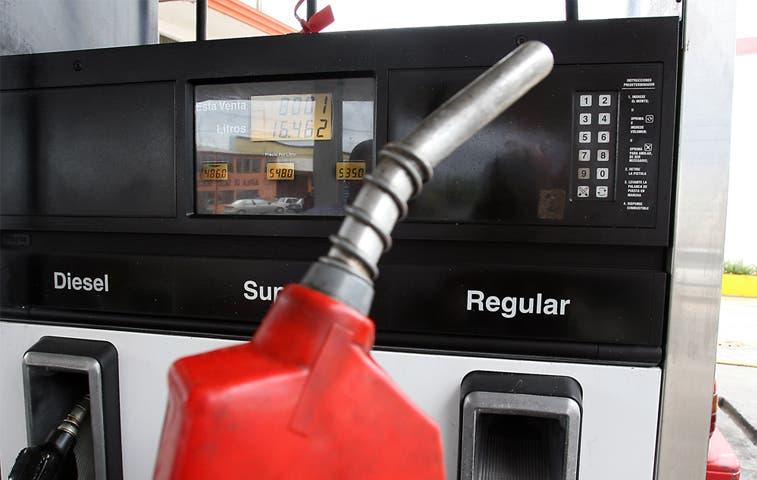 Viene alza en los combustibles