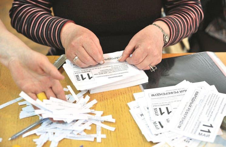 EE.UU. asegurará elecciones en Ucrania