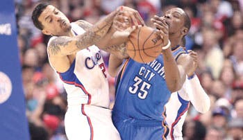 Reviven los Clippers
