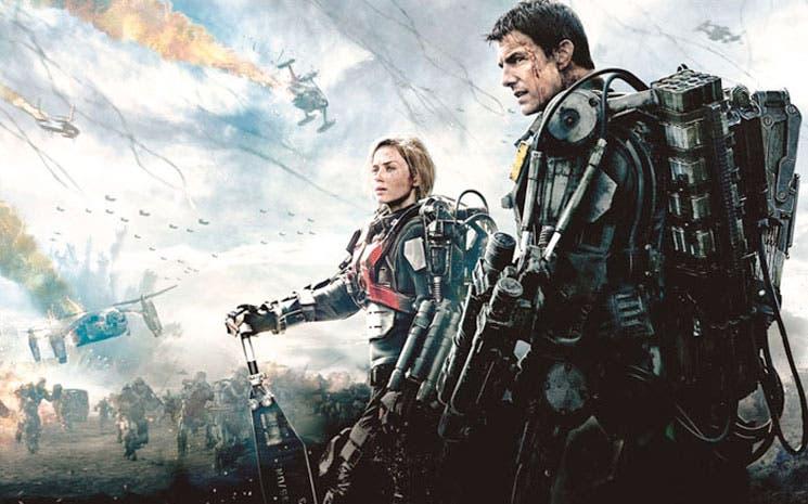 Invasión alienígena a la gran pantalla