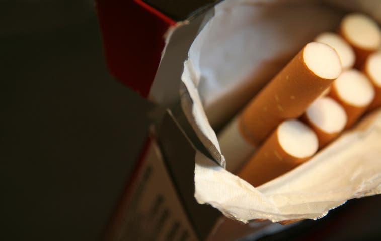 Intervienen 16 comercios por contrabandear cigarrillos