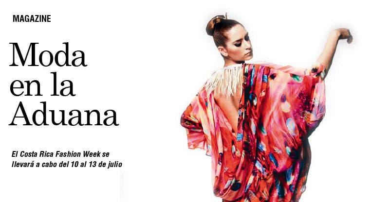 Antigua Aduana protagonizará encuentro de moda