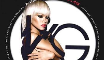 Rihanna se unió a Viva Glam
