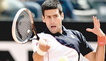 Djokovic a octavos sin dificultad
